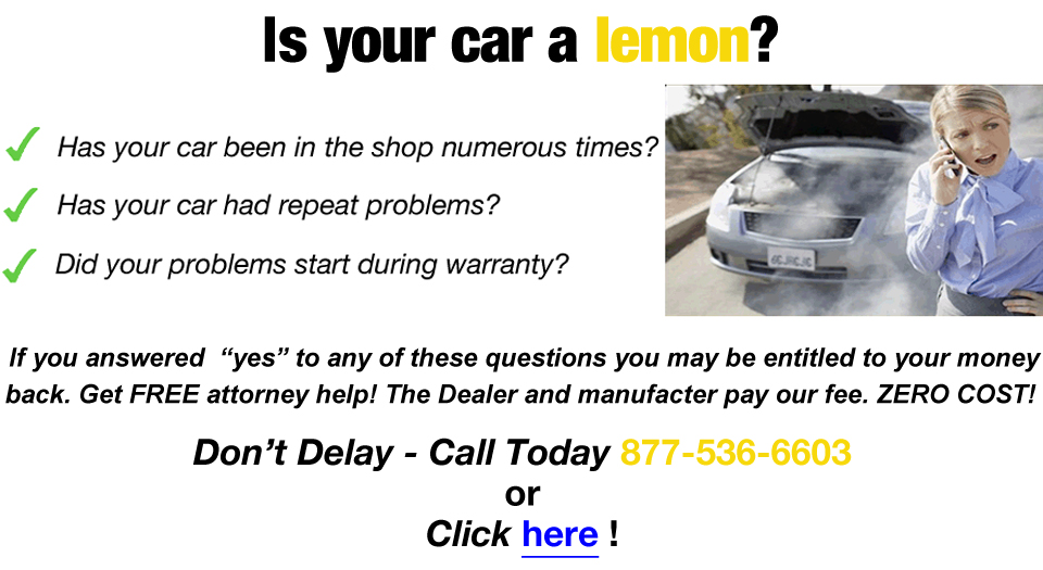 Is your car a lemon?